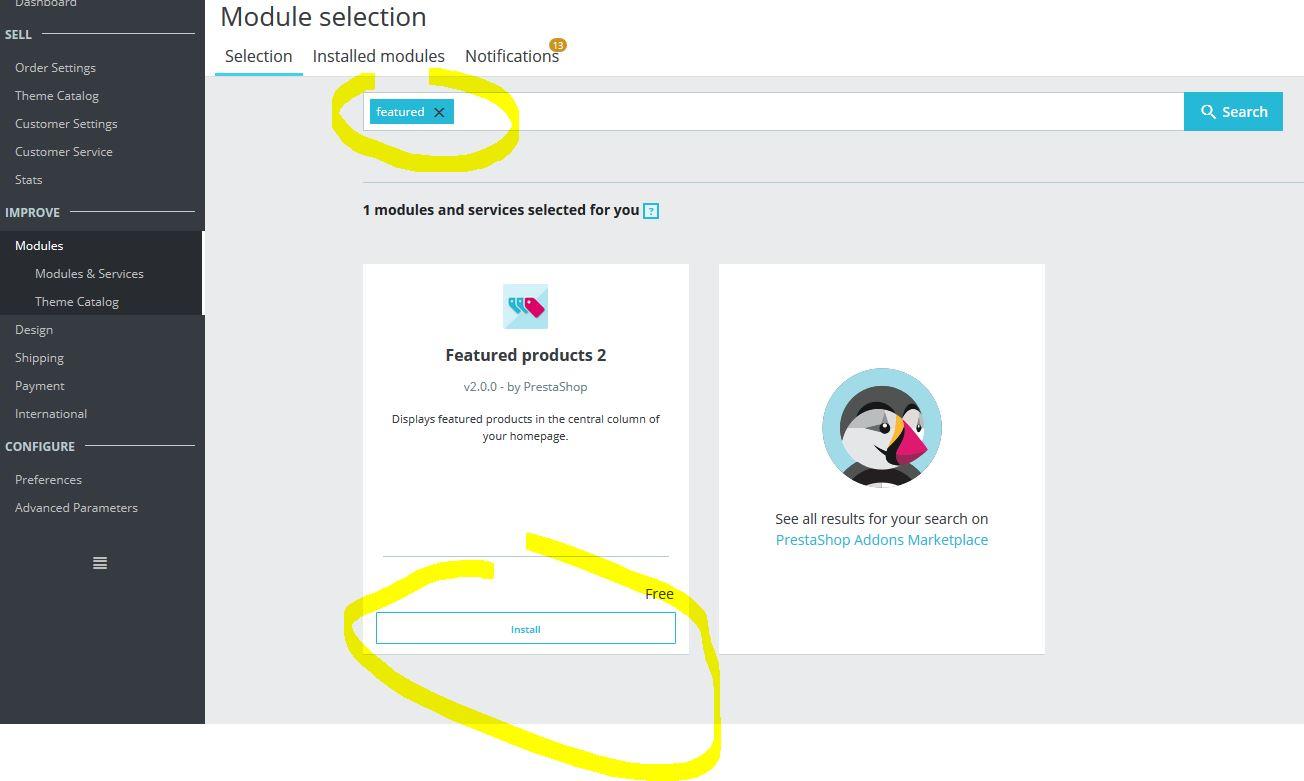 Duplicate PrestaShop module